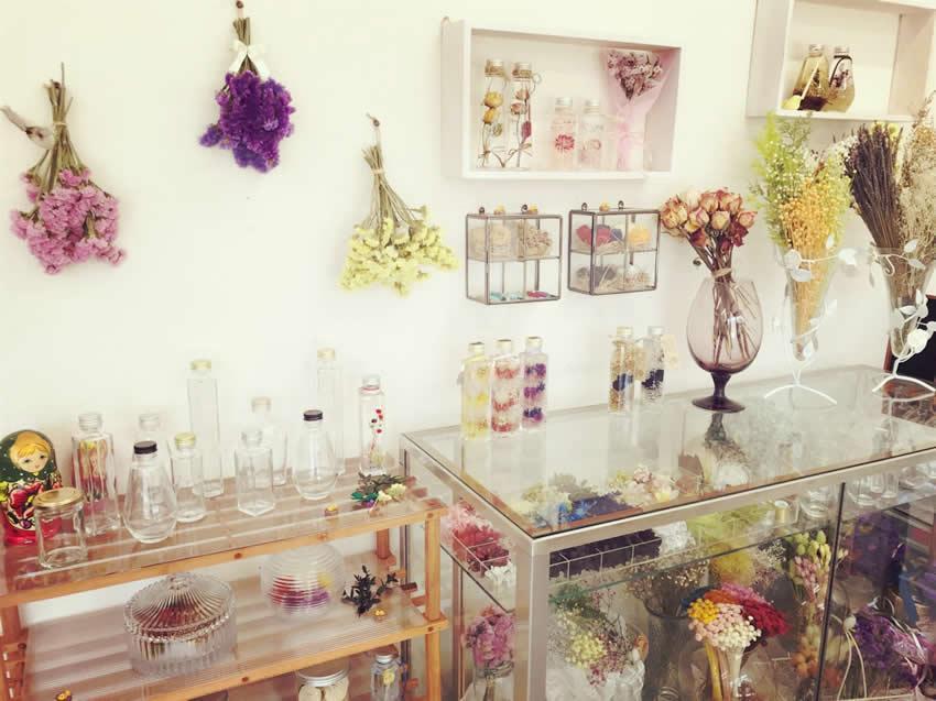 新店舗のハーバリウム専門店 le elegant flower ラ エレガントフラワー